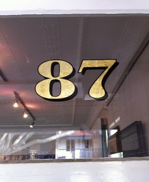 gilded 23k gold shop number